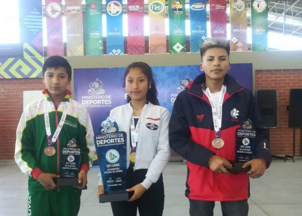 Potosinos suben al podio en la XIll Olimpiada Nacional de Ajedrez