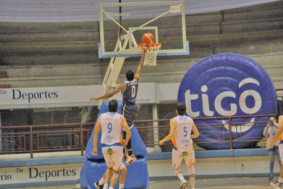 Calero da el batacazo en Sucre y derrota a Amistad 80 a 100