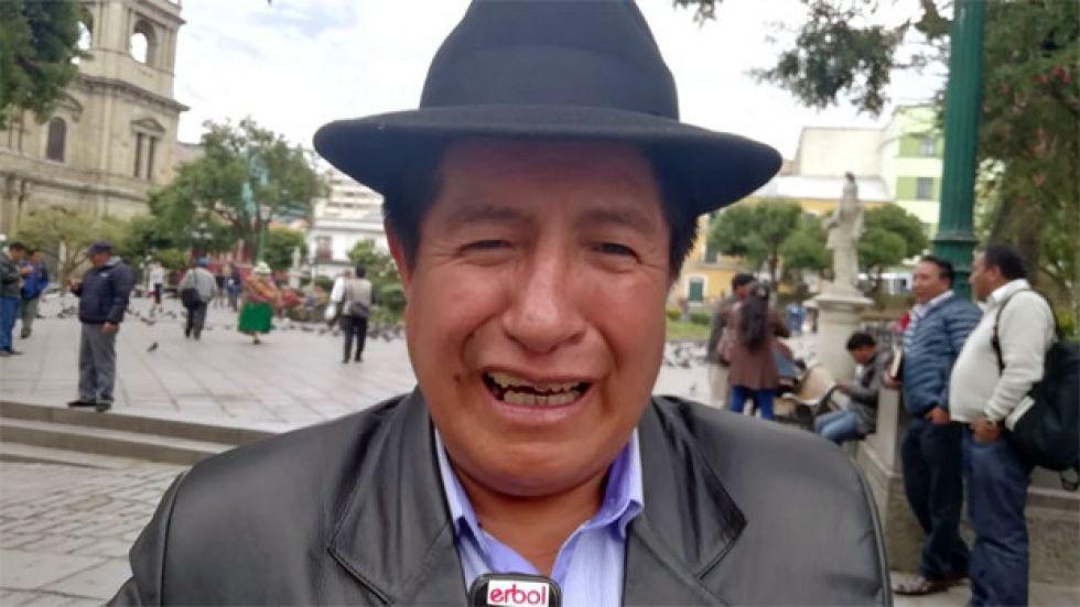"""El nombre de Quispe aparece para posible """"vice"""" de Ortiz"""