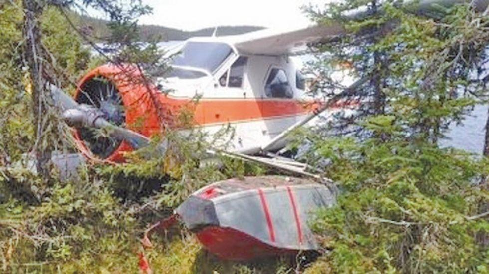 Accidente de avión canadiense deja 3 muertos y 4 desaparecidos