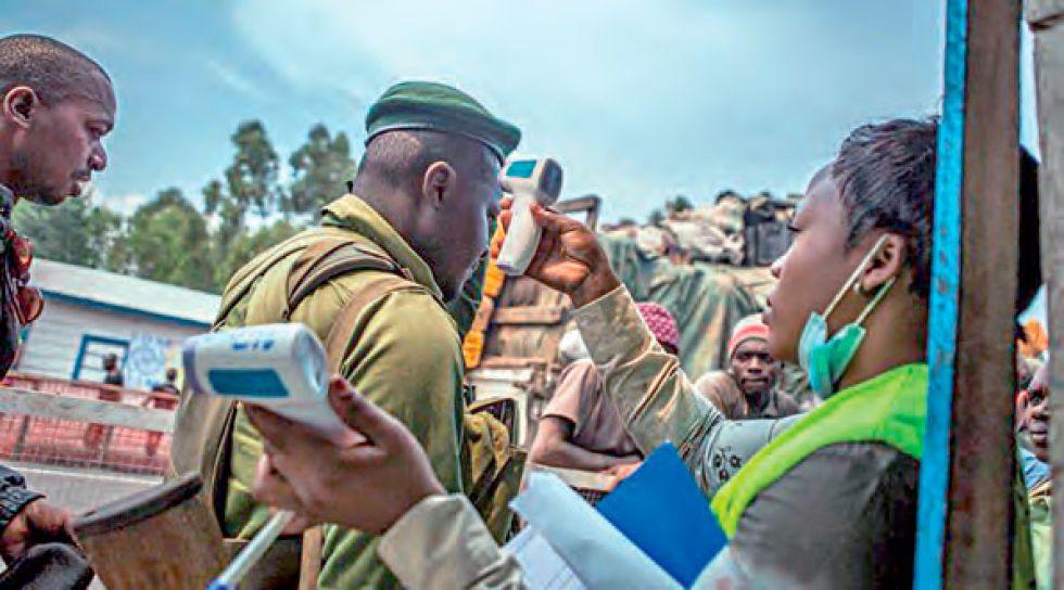 OMS declara emergencia por brote de ébola en Congo