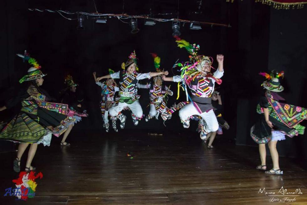 Danzas potosinas se lucirán en Perú