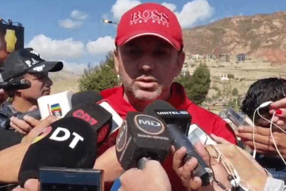Baldivieso respalda a Suárez tras el escándalo de soborno