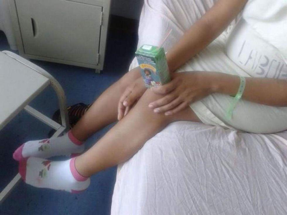 Una menor de 12 años dio a luz a un bebé producto de una violación