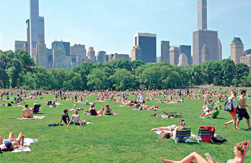 Alertan por una intensa ola de calor en Estados Unidos
