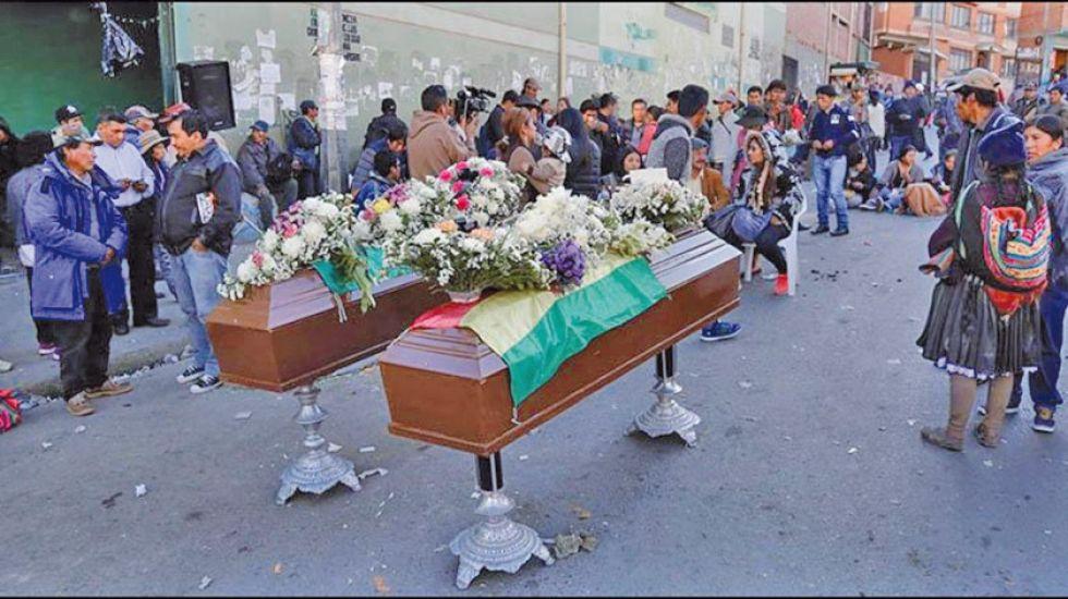 DDHH pide esclarecer la muerte de dos cocaleros
