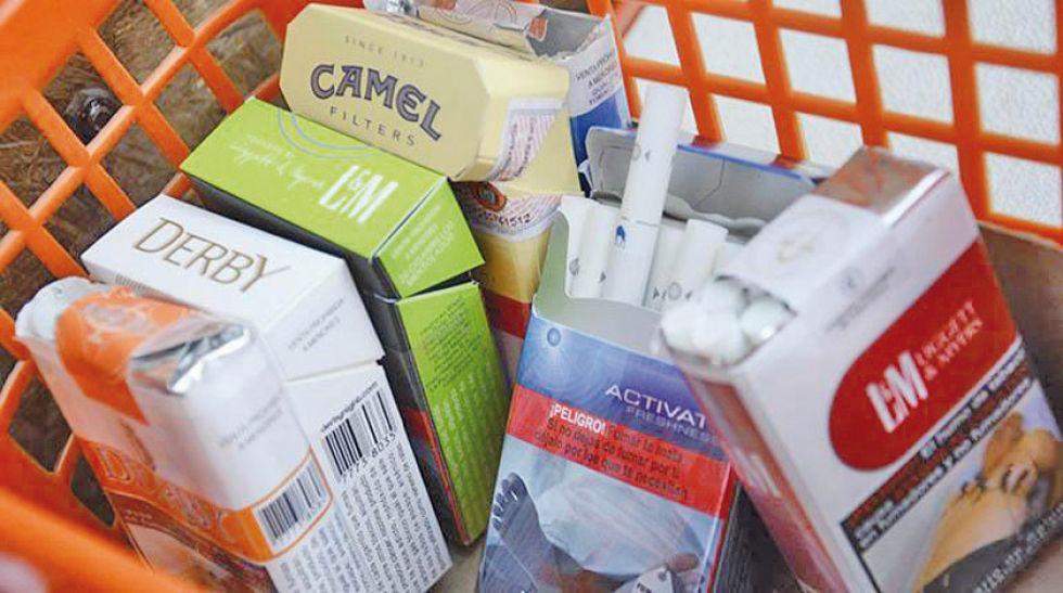 Aprueban proyecto para prohibir la venta de cigarrillos sueltos