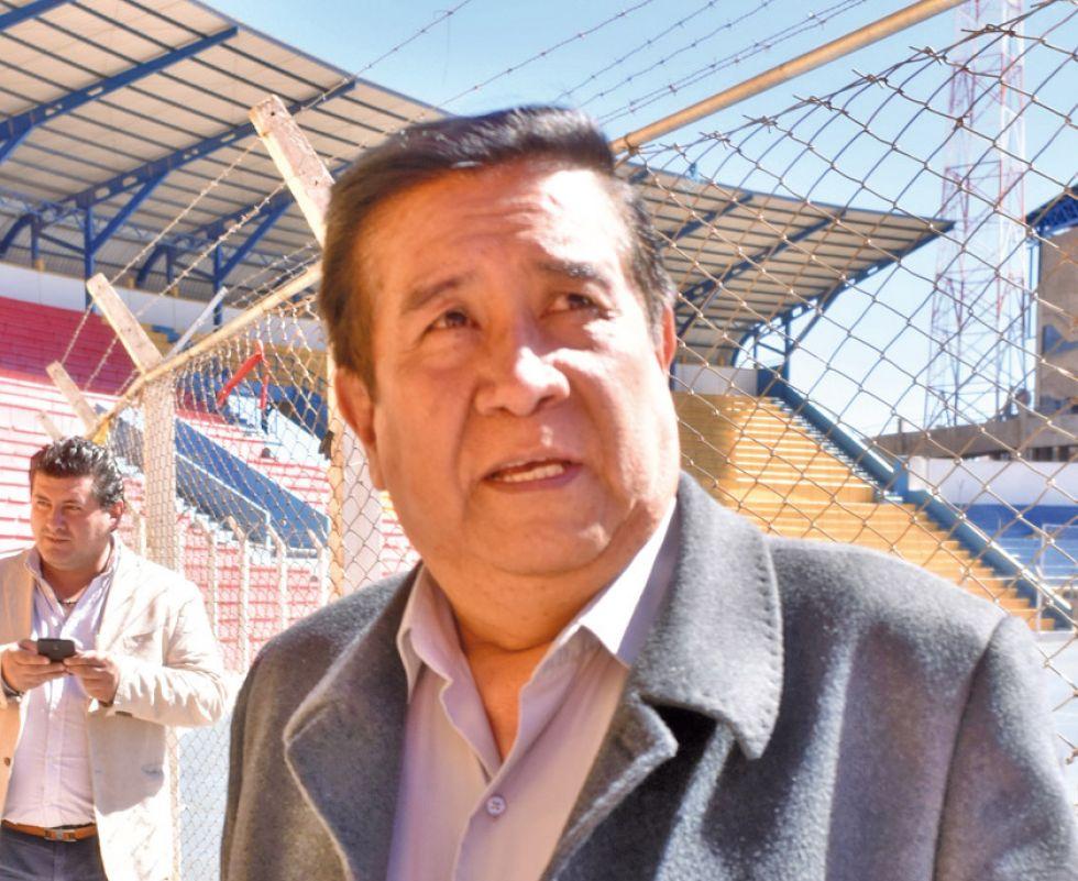 "Salinas: ""exhorto a los clubes a que jueguen"""