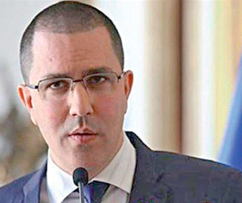 Eurocámara pide sancionar a Venezuela