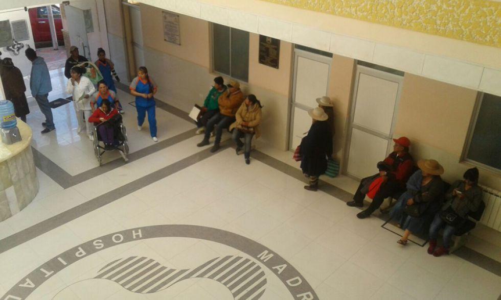 El Hospital Teresa de Calcuta aplica medidas de bioseguridad