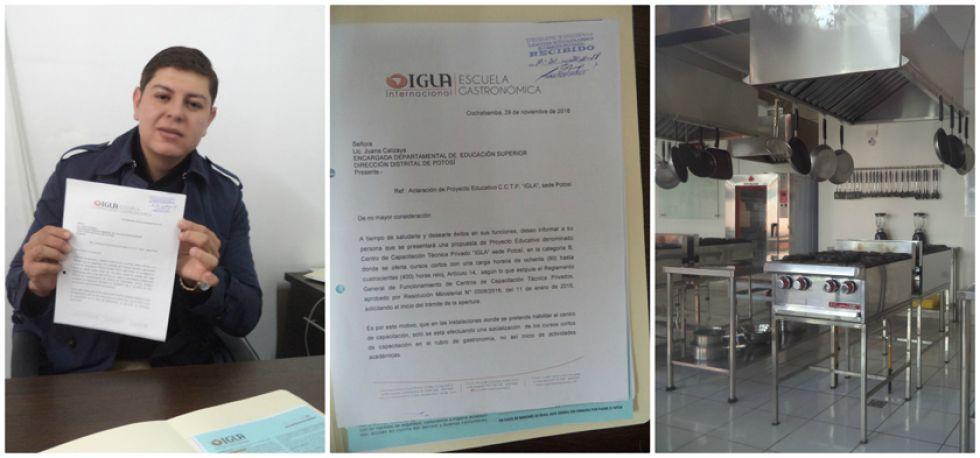 Centro de capacitación Igla afirma que cumplió con la norma educativa