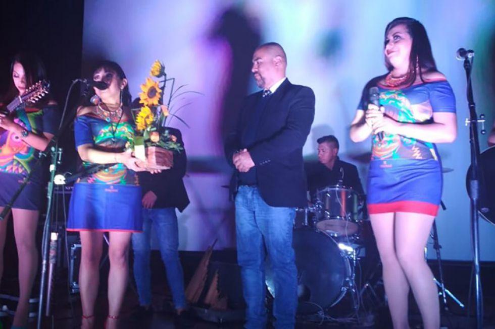 Qolqe T'ikas lanzan video de la canción