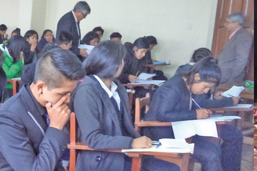 El 24 de julio cierran inscripciones a examen de ingreso de la UATF