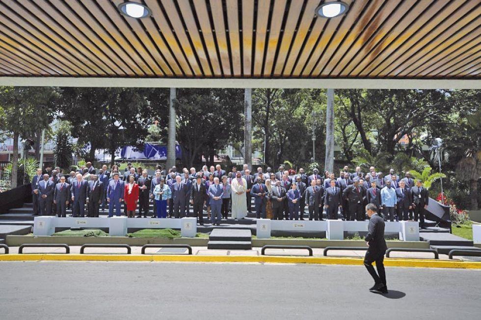 Países no alineados respaldan al gobierno de Nicolás Maduro