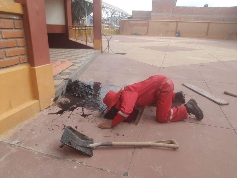 La Alcaldía reparó el 80 por ciento de las estructuras escolares