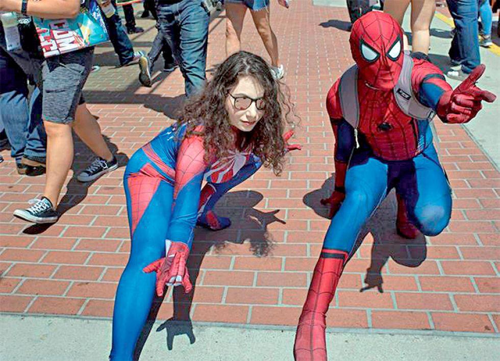 """""""Star Trek"""" y """"Watchmen"""" arrasan en la Comic-Con"""