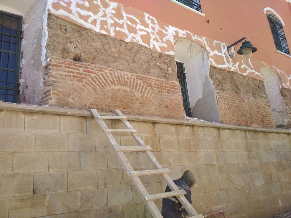 El proyecto incluye la recuperación del entorno original, como el del Pichincha.