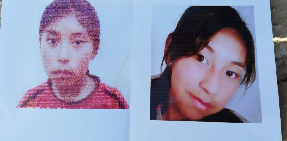 Marisol y Elizabeth, víctimas de la bestialidad.