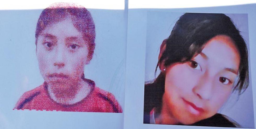 Ellas son las dos hermanas que fueron asesinadas en el Cerro Rico de Potosí.