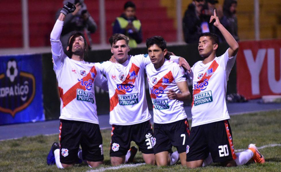 Nacional Potosí se queda con los puntos en casa