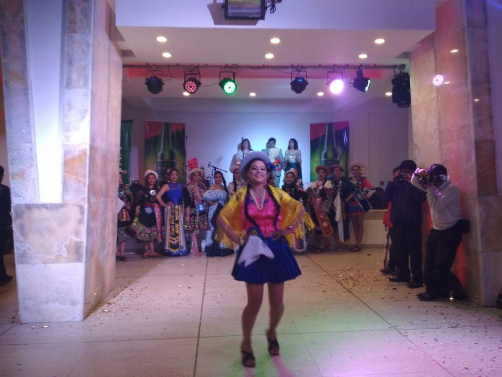 Melany Luz Jimena Porcel Morales, Fundación Cultural Andaluz Tarija