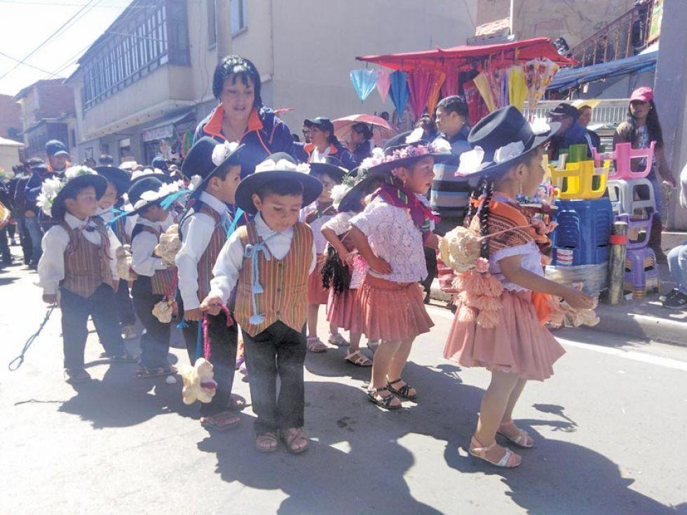 Carnaval puneño.