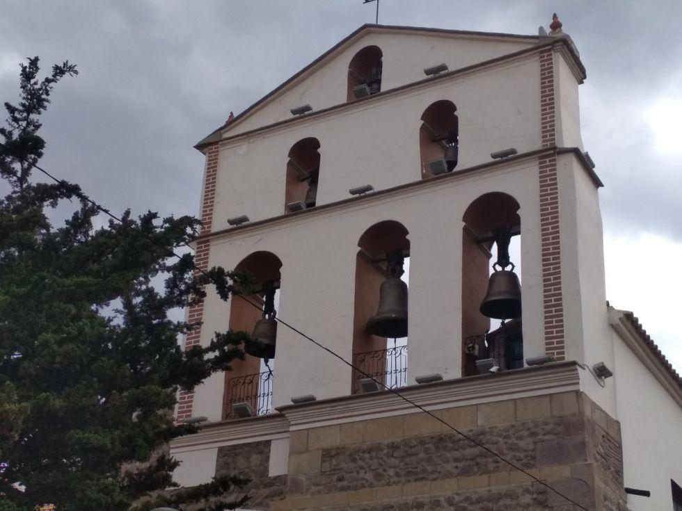 La torre en la que dormía fray Vicente.