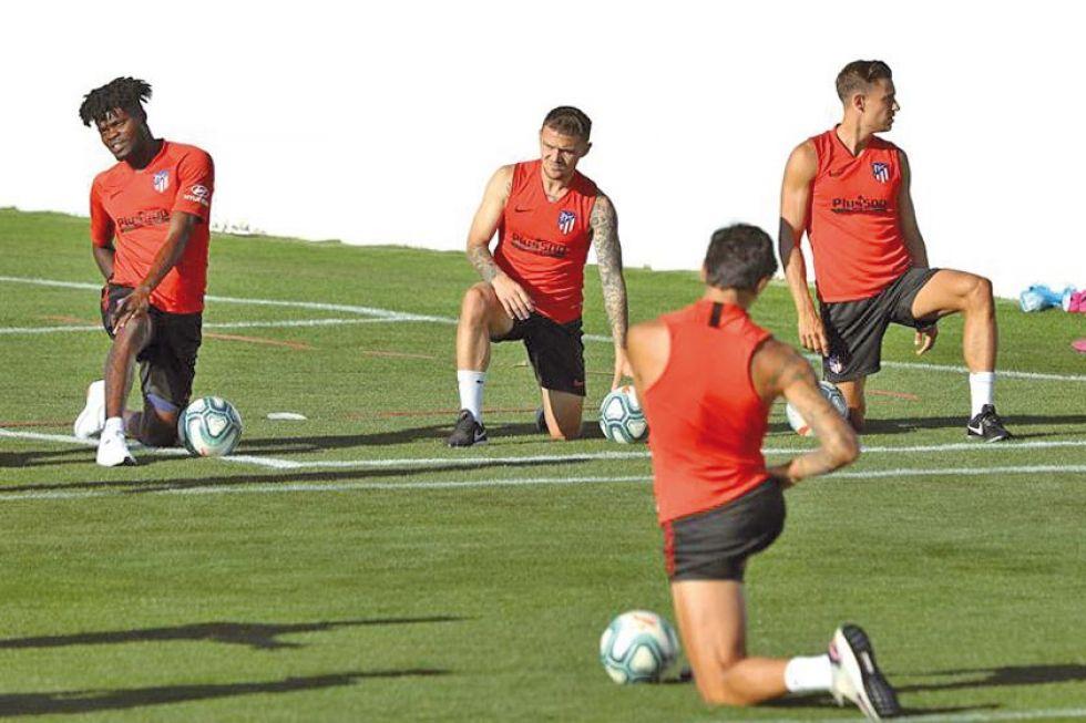 Atlético de Madrid busca un triunfo ante Getafe