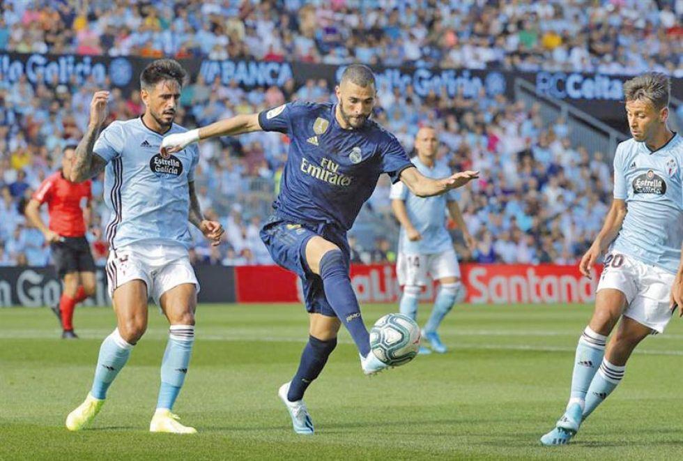 Real Madrid arranca la temporada con triunfo