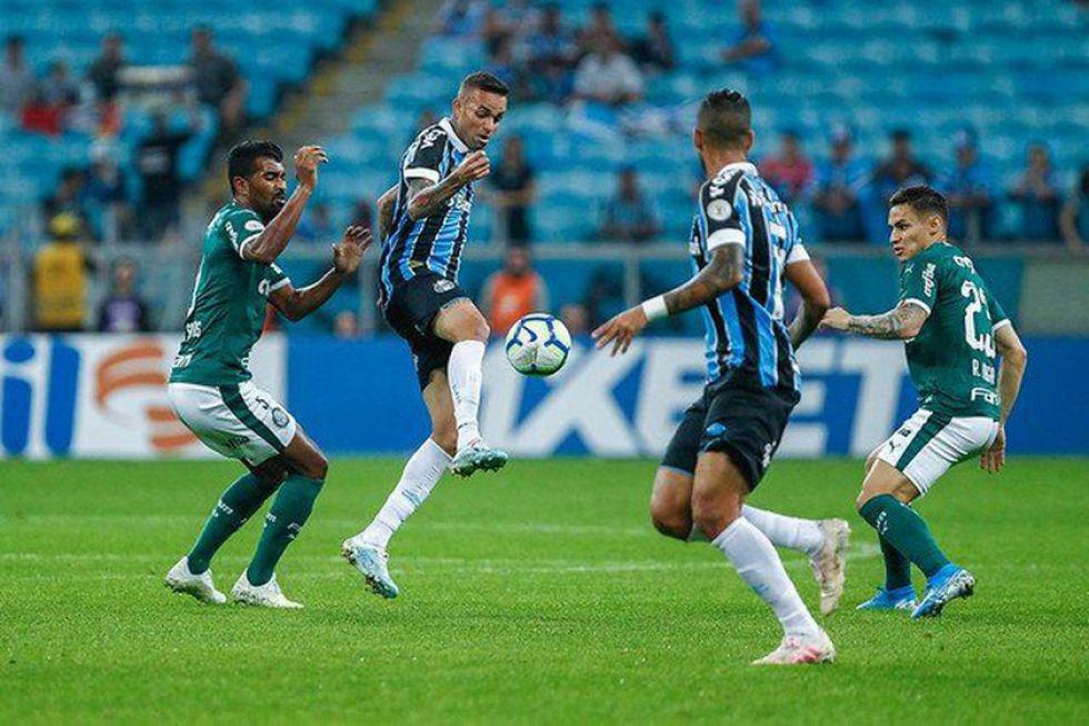 Con dominio brasileño, arrancan los cuartos de la Libertadores