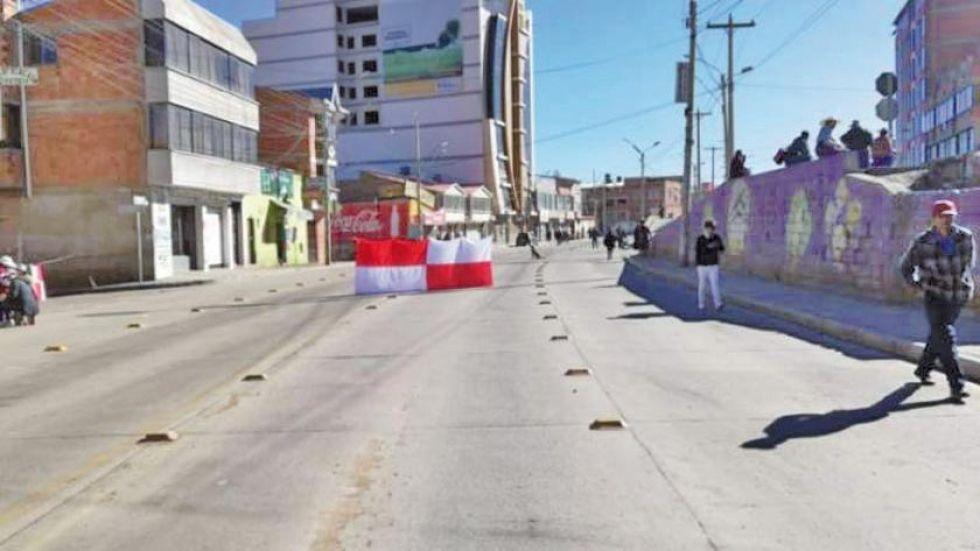 Potosí no acata el paro nacional de 24 horas en defensa del 21F