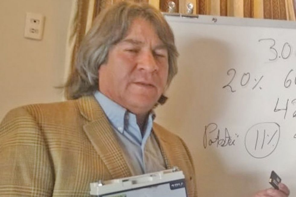 Careaga plantea ley del litio para mejorar los ingresos de Potosí