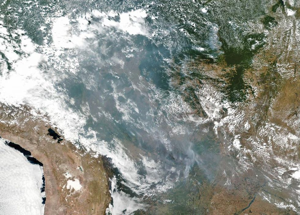 Perú: 128 incendios en tres semanas
