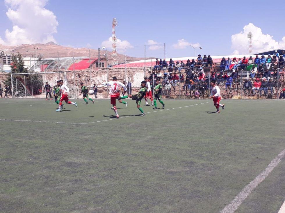 Potosí anotó el tercero.