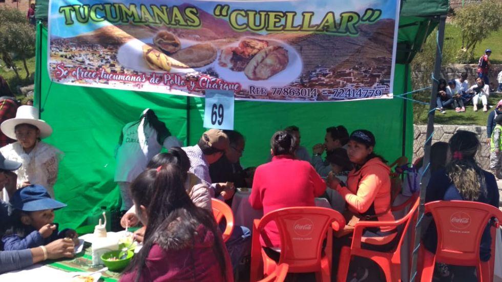 Hay oferta de tucumanas pero la gente prefiere salteñas
