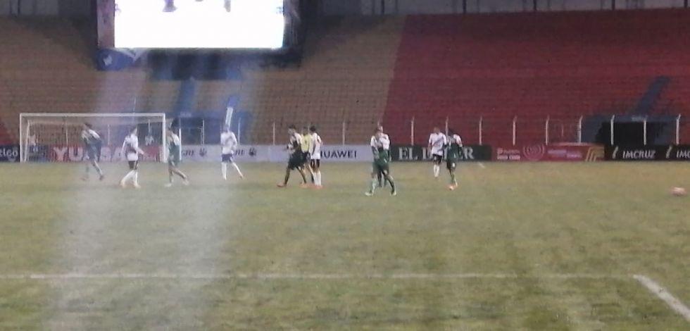 Oriente logra el empate ante Nacional Potosí