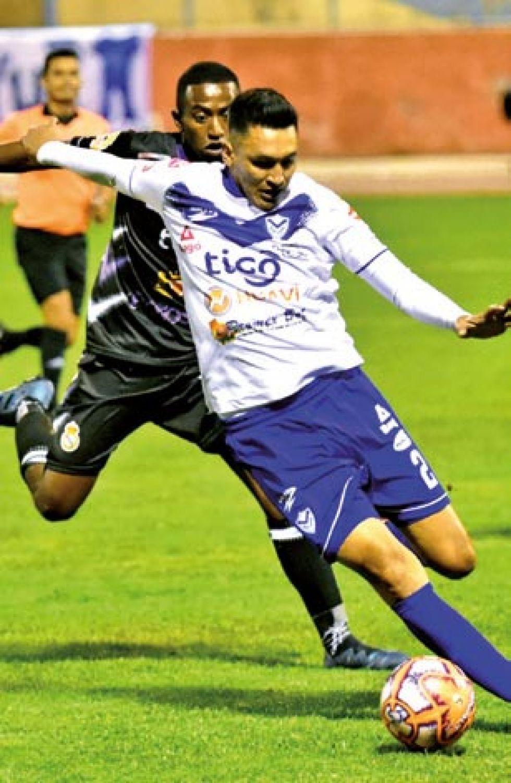 San José sufre para ganar a Real Potosí