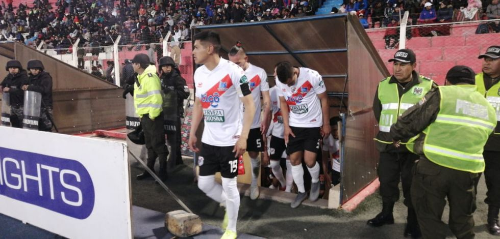 Nacional vuelve al campo de juego