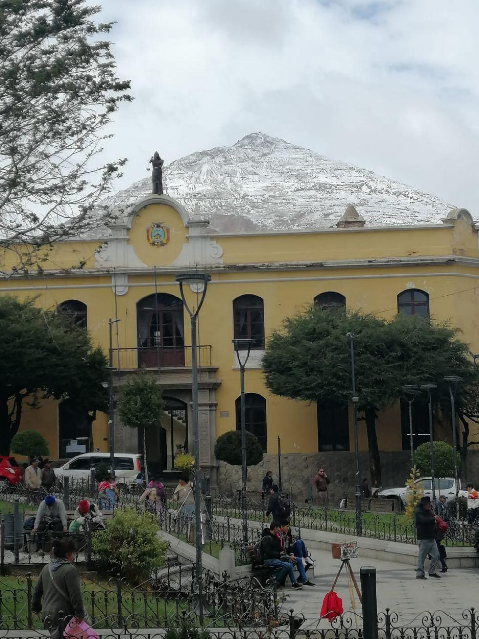Con la primera Casa de Moneda