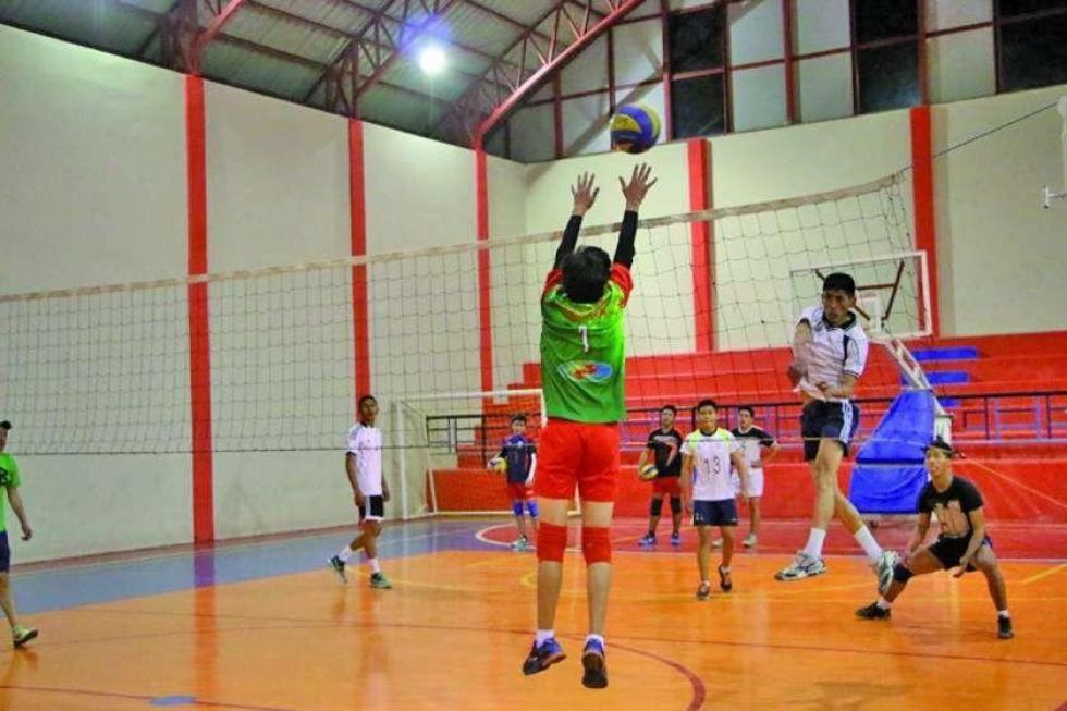 La Villa Imperial será sede del campeonato nacional de clubes campeones de voleibol