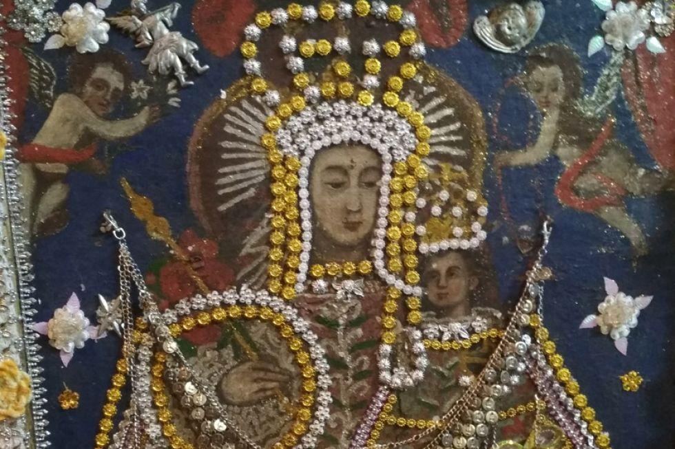Fiesta de Guadalupe se extendió hasta las provincias potosinas