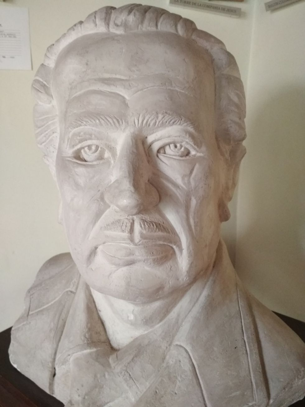 Ricardo Bohórquez.
