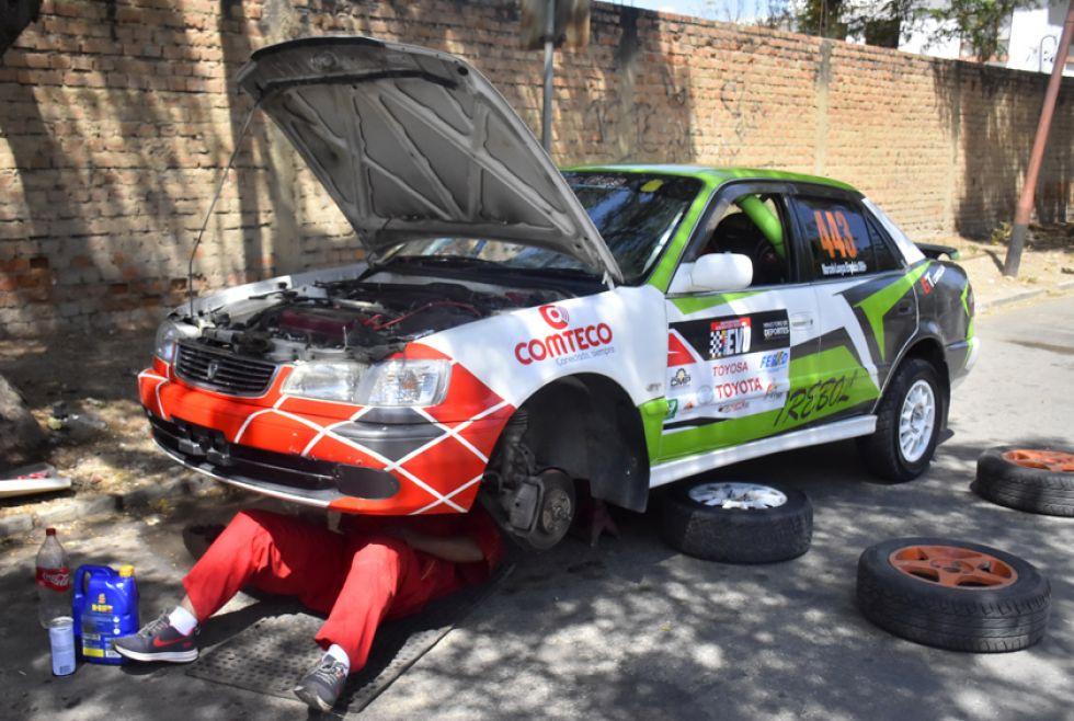 24 pilotos potosinos siguen en competencia en el GP Nacional
