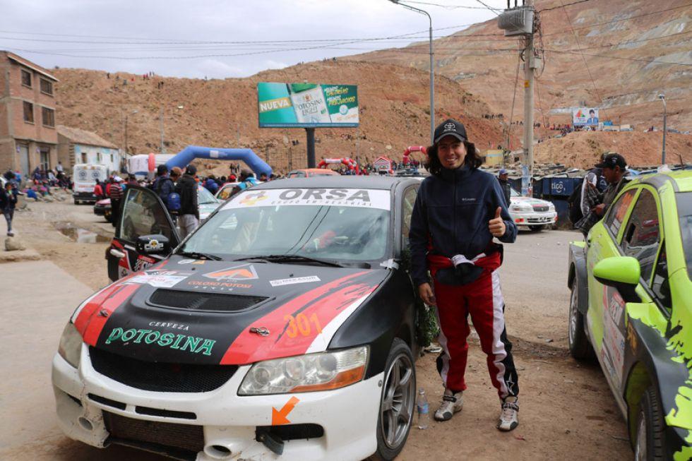 Sebastián Careaga manda en el Gran Premio Nacional