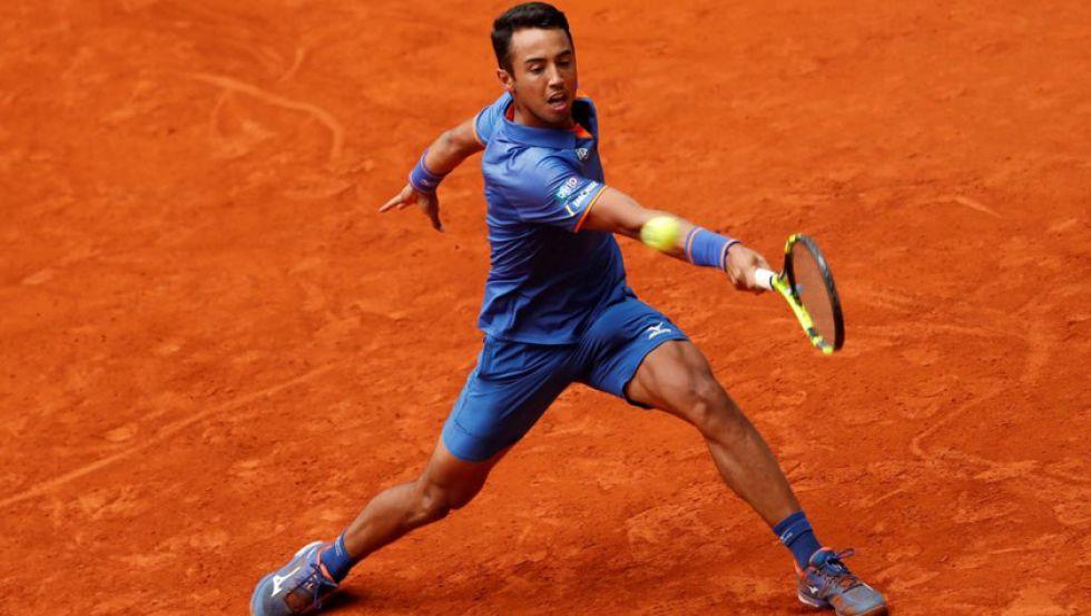 Dellien abre la Copa Davis contra Domínguez