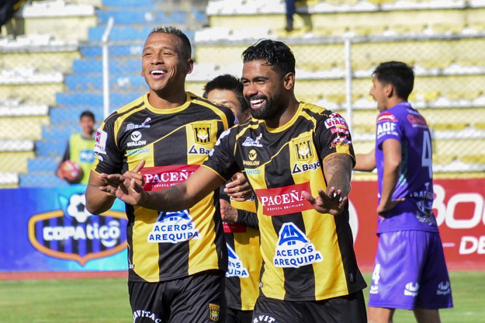 El Tigre se dio un festín con Real Potosí
