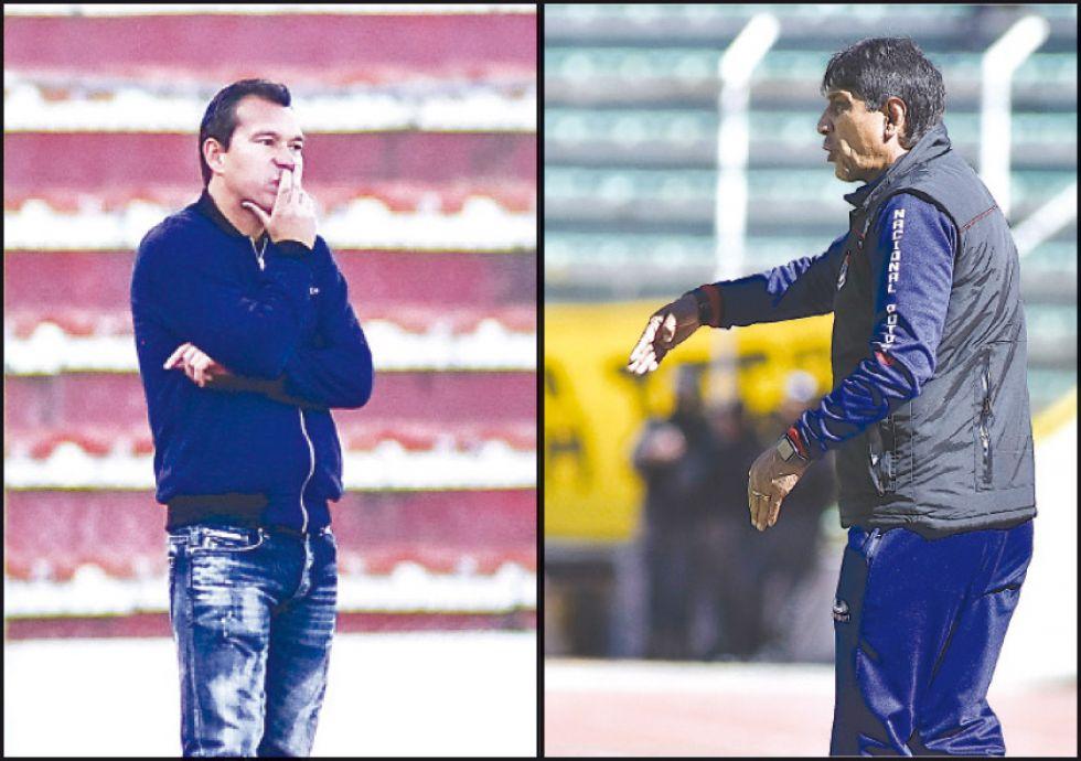 Illanes y Suárez se enfrentarán por vez primera en un derbi