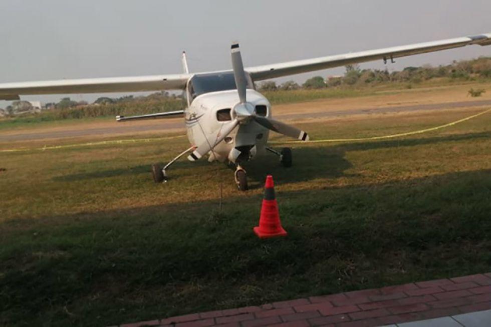 Secuestraron avionetas en operativos en Beni y La Paz