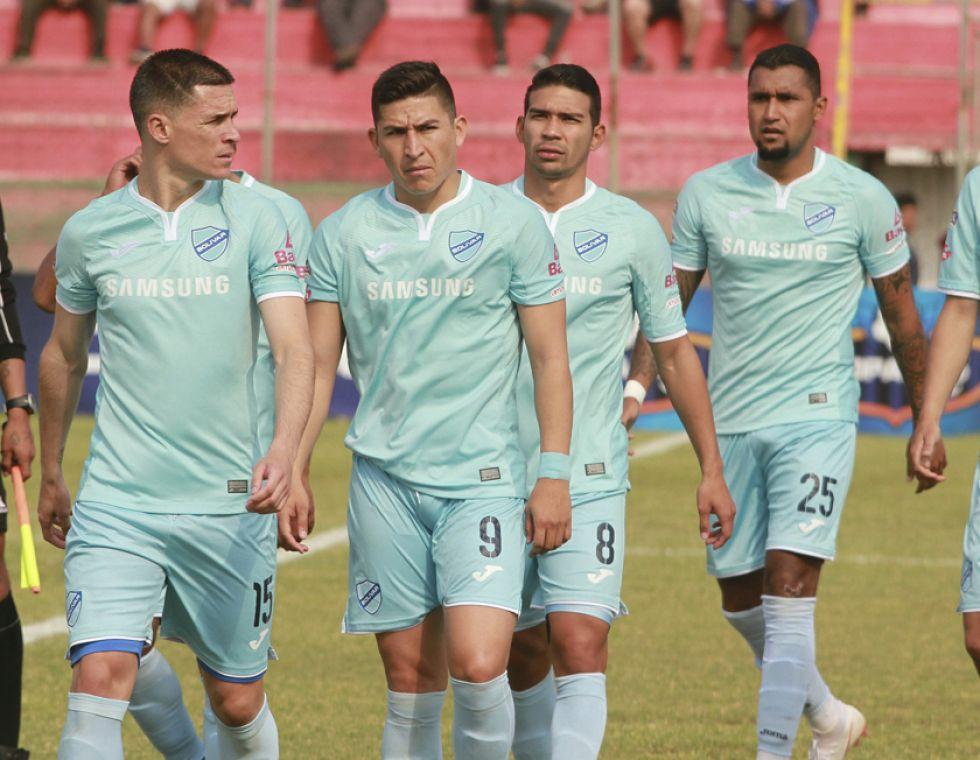 De izq. a der. Juan Miguel Callejón, Vladimir Castellón y Diego Bejarano.