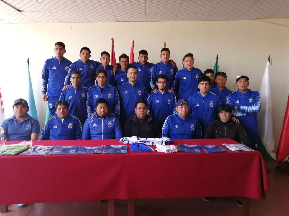 Posaron para El Potosí